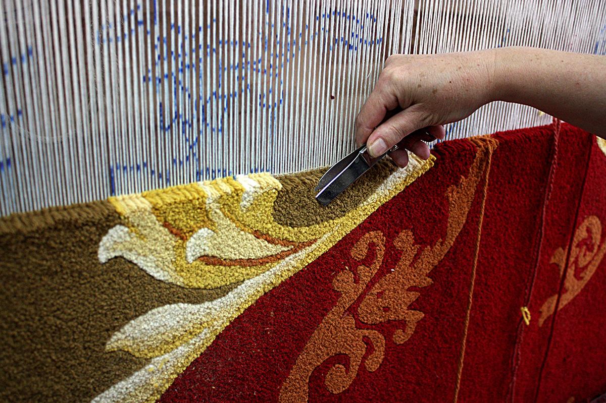 Real f brica de tapices real f brica de tapices - Fabricantes de alfombras ...